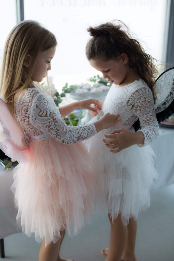 Coco Blush Boutique Flower Girl Dress Girls Special Occasion Dresses 2