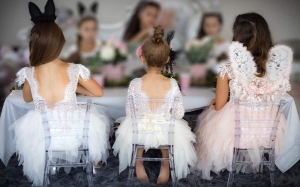 Coco Blush Boutique Flower Girl Dress Girls Special Occasion Dresses 9