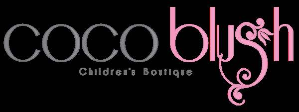 Coco Blush Boutique Flower Girl Dress Girls Special Occasion Dresses Logo600