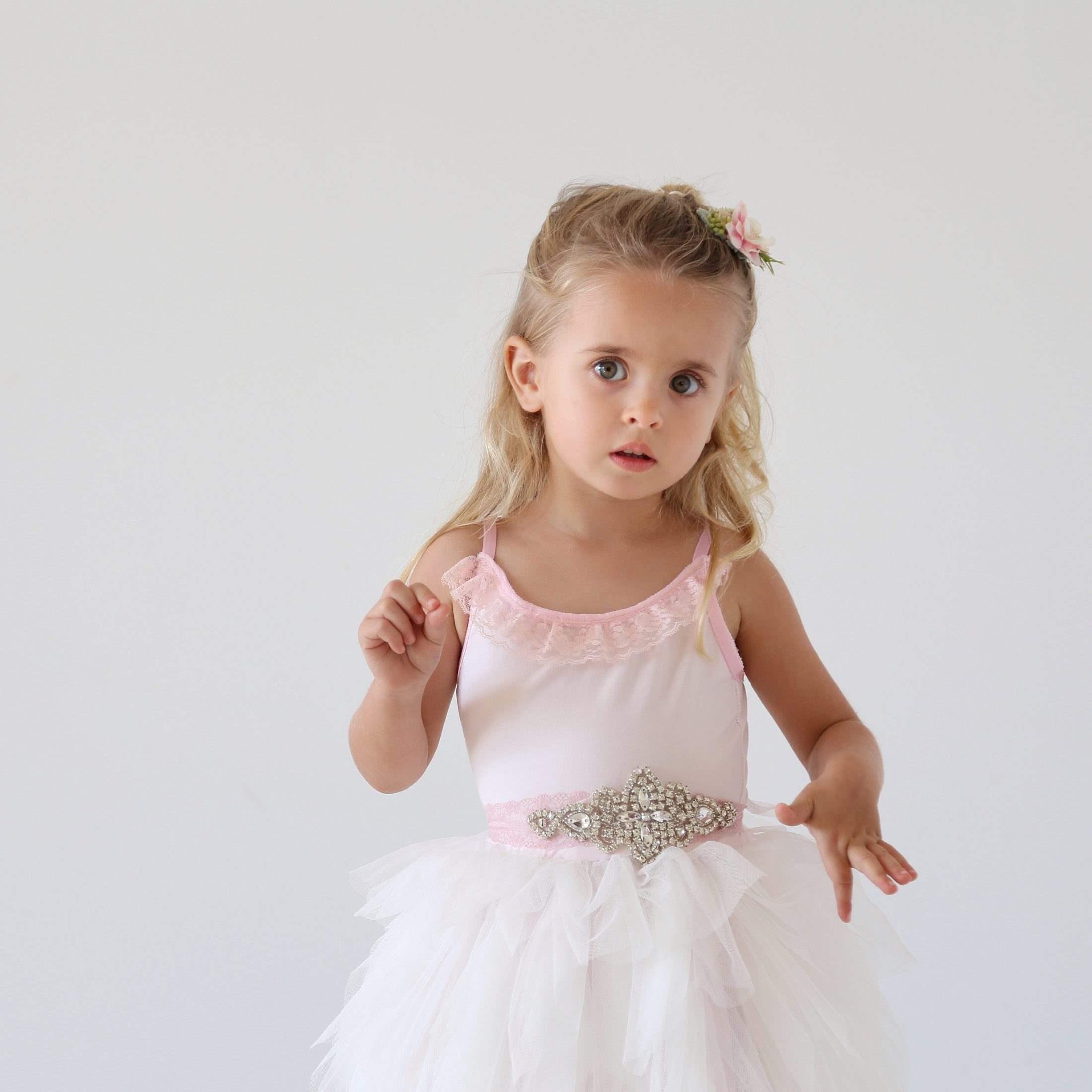 b5ba1b9d731f Sparkle Ballerina Dress - Coco Blush Boutique - Where little girls ...