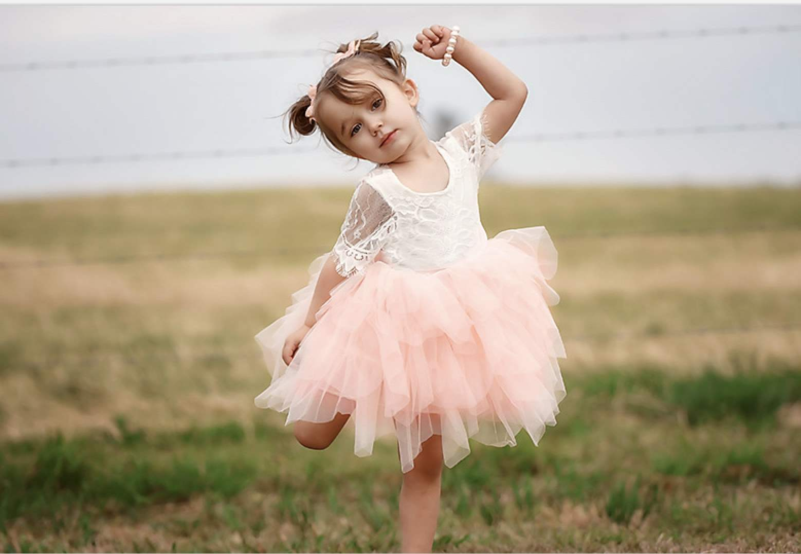 e2d5257a2c9d1 All Dolled Up Tutu Dress {Pink} - Coco Blush Boutique - Where little ...