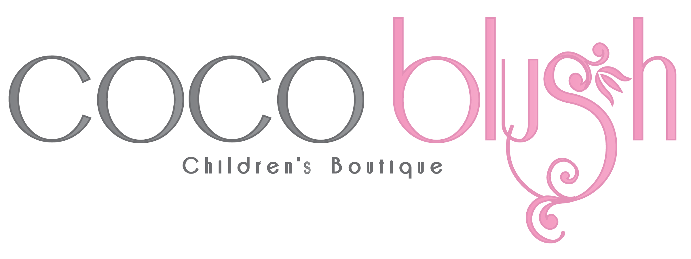 Coco Blush Boutique Flower Girl Dress Girls Special Occasion Dresses Logo1200